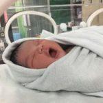 پیدا شدن نوزاد تازه متولد شده در آشغال +عکس