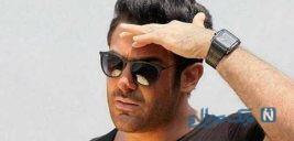تصویری از چهره جدید محمدرضا گلزار