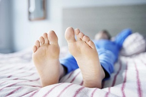 بیماری سندروم پای بیقرار