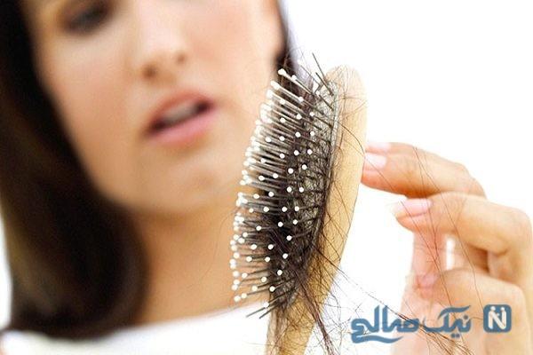 ریزش موی نوجوانان در اثر استرس