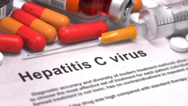 درمان هپاتیت c
