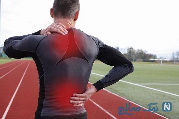 درمان خانگی دردهای عضلانی
