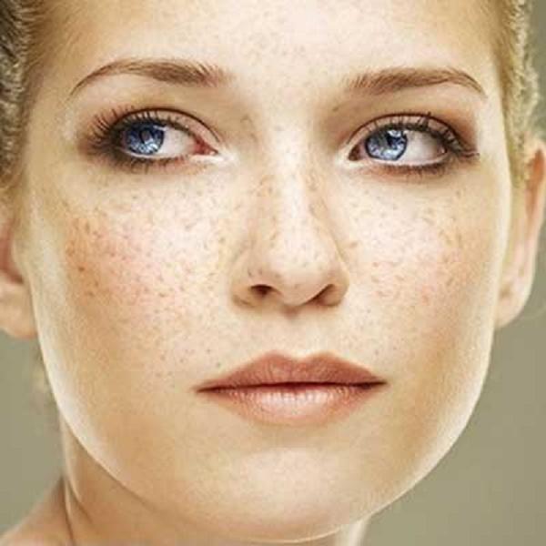 کرمی برای روشن شدن پوست صورت