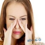 علت سوزش مخاط داخل بینی