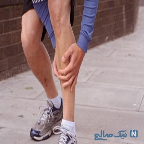 توصیههائی برای کاهش درد ساق پا