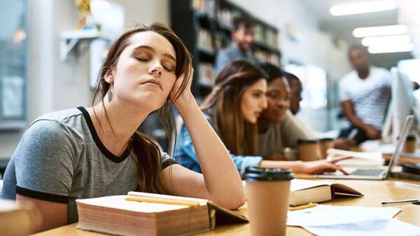 کاهش خواب