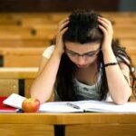هنگام مطالعه سرم درد می گیرد و نمی توانم خوب درس بخوانم