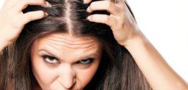 عامل چرب شدن زیاد پوست وموی سر و پوست صورت