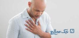 آیا درد معده هم باعث درد قفسه سینه میشه