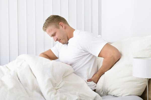 برای درمان گودی کمر