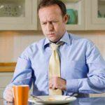 بعد ازغذا دچار ترش کردن می شوم