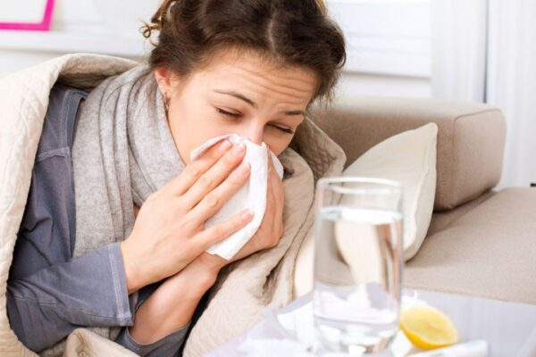 علت زیاد سرما خوردن