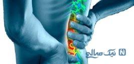 فاصله مهره های کمر ،دلیل ایجاد،و راههای درمان