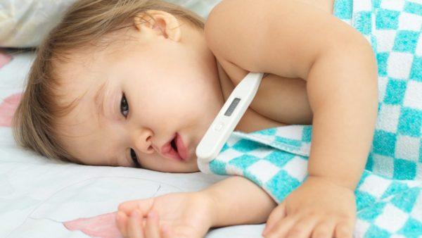 علائم انفولانزا در کودکان