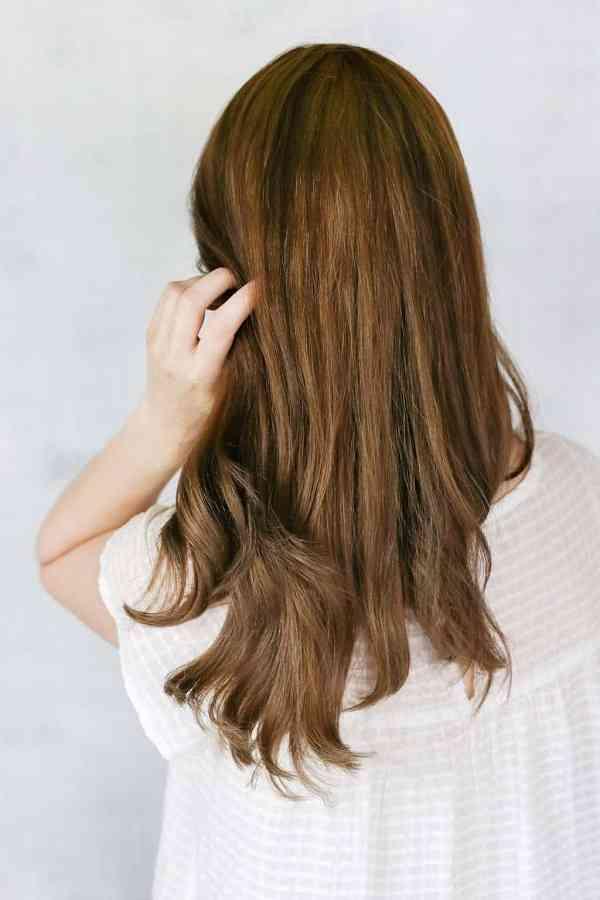 مراقبت از موی دختر
