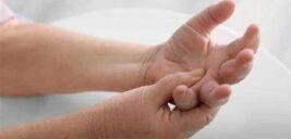سوزن سوزن شدن سر انگشتان ناشی از …
