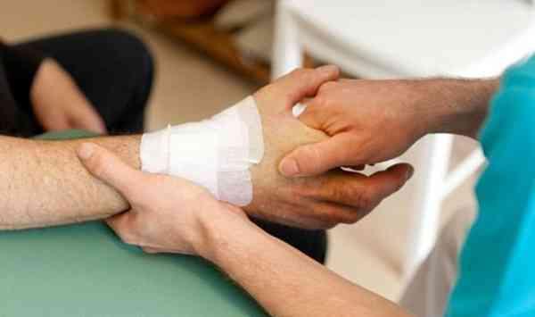 درمان زخم پوستی