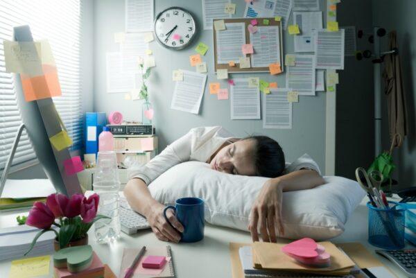 مضرات خواب بعد از ظهر