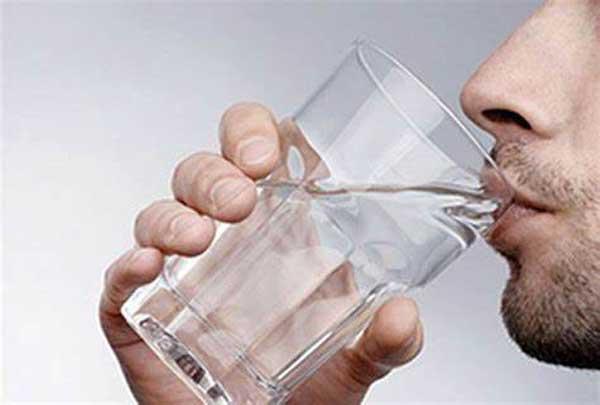 لاغری با آب درمانی