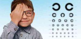 چه موقع کودک خود را نزد چشم پزشک ببریم