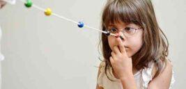 تاثیر تمرینات چشمی در درمان انحرافات چشم