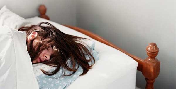تغییر دمای بدن هنگام خواب