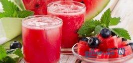 رژیم غذایی درروزهای گرم تابستان