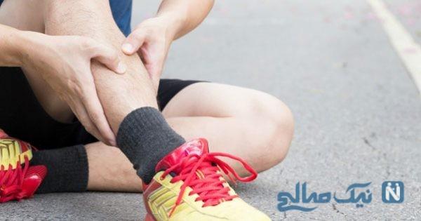 درد ساق پا