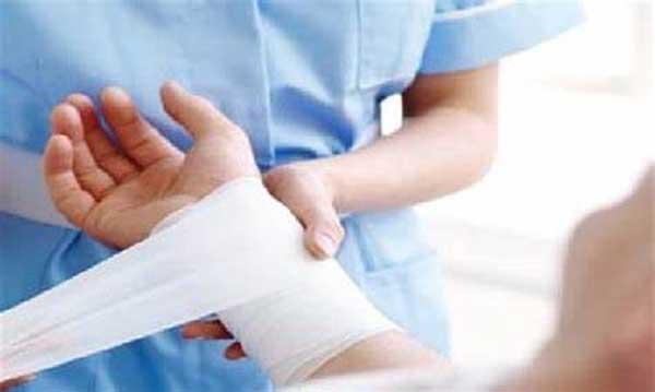 عفونت زخم عمل جراحی