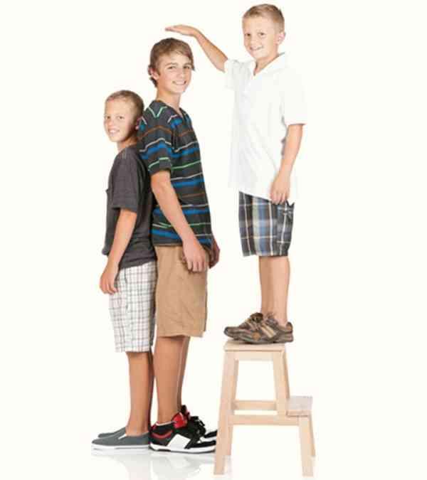افزایش قد در نوجوانان