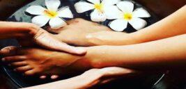 چند روش ساده برای درمان ترک پاشنه پا