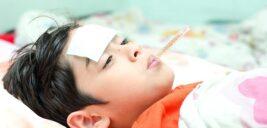 تکنیکهای خانگی برای درمان تب