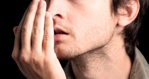 بوی دهان و بیماری