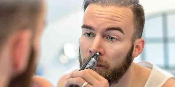 اصلاح موی گوش و بینی