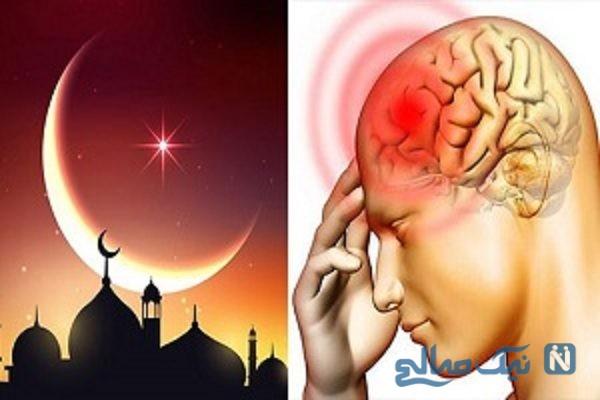 سردرد ماه رمضان ناشی از گرسنگی نیست!