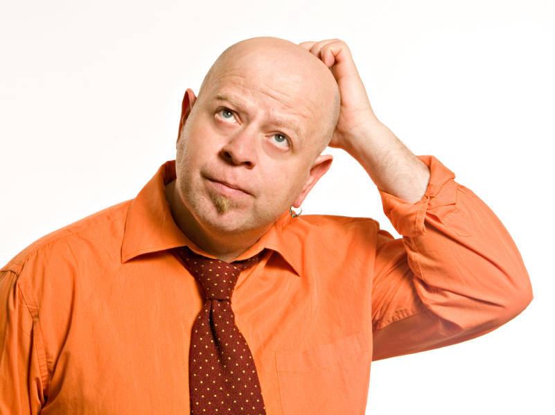 درمان ریزش مو مردان