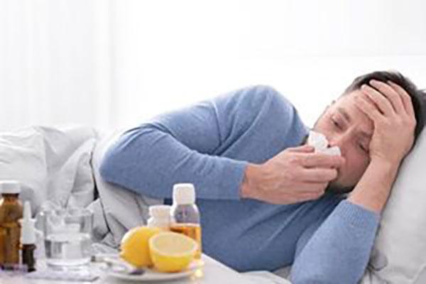 تفاوت بین سرماخوردگی و آنفلوانزا و روش درمان آنفلوانزا