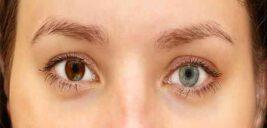 تغییر رنگ چشم در ۲۰ ثانیه