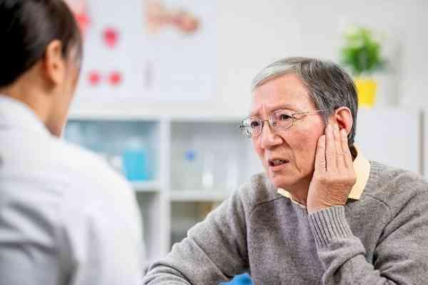 درمان سکته گوش