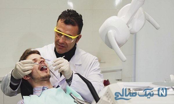 جرمگیری مینای دندان را از بین میبرد؟