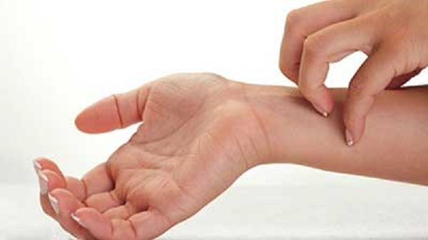 درمان آلرژی پوستی