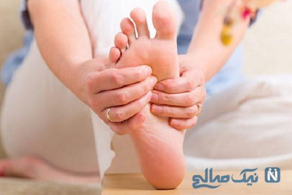 فواید بی نظیر ماساژ کف پا برای درمان بیماری ها