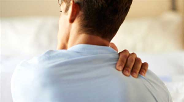 درمان گرفتگی و اسپاسم عضلات