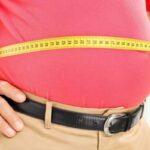 دلایل تجمع چربی در شکم زنان و روش های برای رفع آن