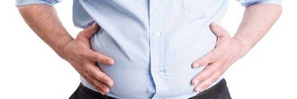 درمان چاقی شکم در زنان