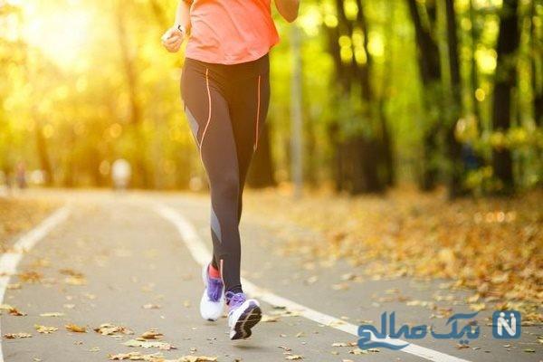 کاهش وزن با حرکات ورزشی