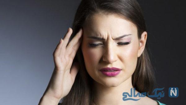 درمان سر درد بدون قرص