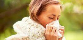 آلرژی را با سرماخوردگی اشتباه نگیرید!