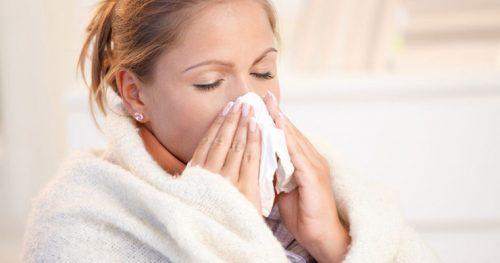 سرماخوردگی های معمولی