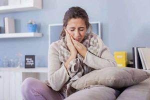 درد دندان از نارساییهای درونی خبر میدهد